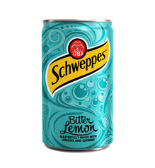 Биттер лимон Schweppes малый