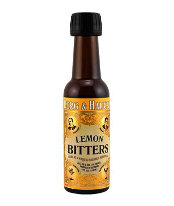 Биттер лимонный Berg & Hauck's