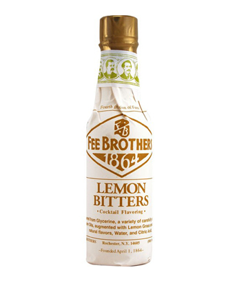Биттер лимонный Fee Brothers