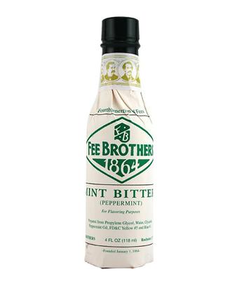 Биттер мятный Fee Brothers