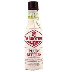 Биттер сливовый Fee Brothers